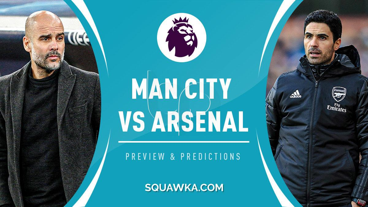 Manchester City Vs Arsenal, Duel Guru Vs Murid