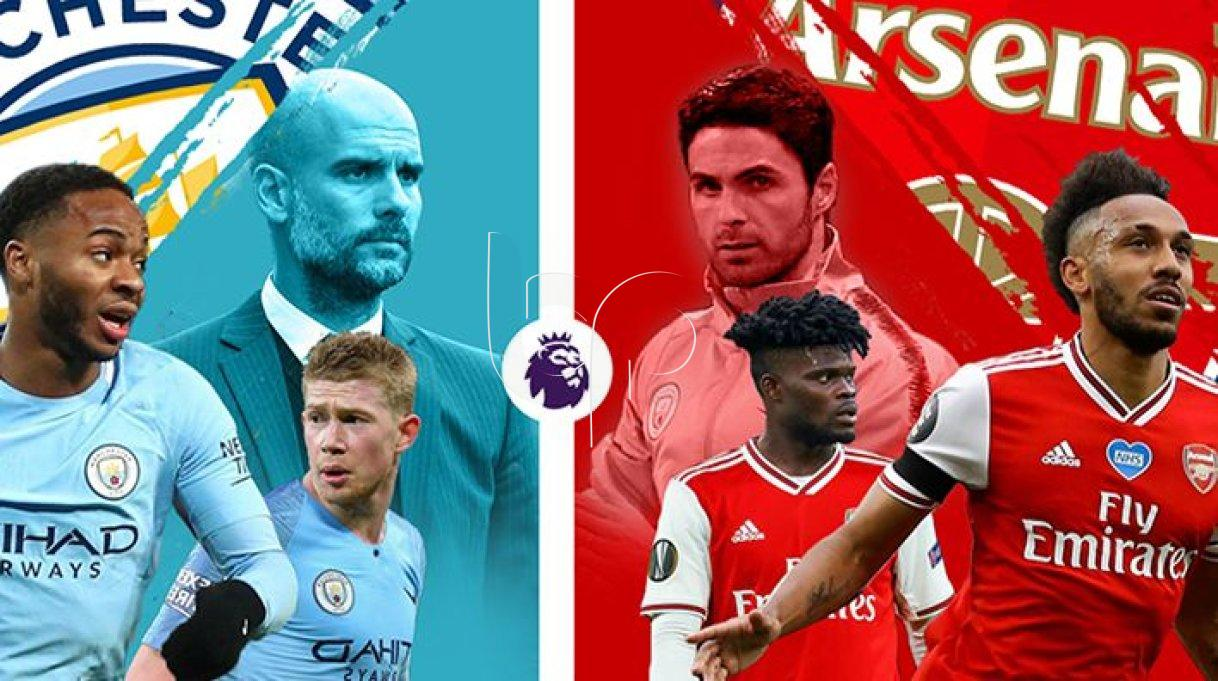Live Streaming Manchester City Vs Arsenal
